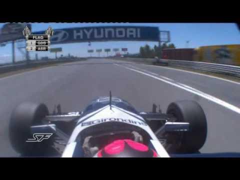 Les moments forts de la deuxième course de Jarama en Superleague Formula. Retrouvez le résumé de la course sur F1-action.net.