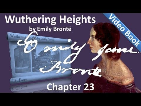 Chapter 23 - Wuthering Heights by Emily Brontë