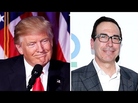 Trump Voter: Steven Mnuchin's Company Fraudulently Foreclosed On My Home