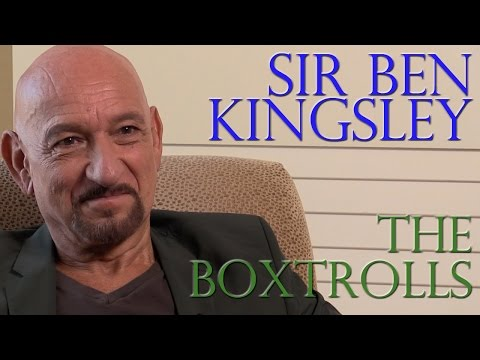 DP/30: The Boxtrolls, Sir Ben Kingsley