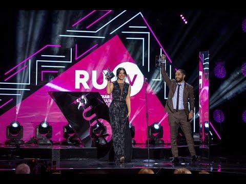 Мот и Ани Лорак - Сопрано   Премия RU.TV 2017 [Full HD]