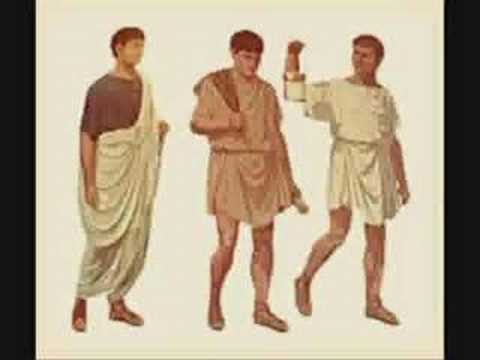 greek and romans