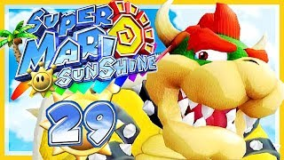 SUPER MARIO SUNSHINE # 29 ☀️ Bowsers Badewannen-Endbosskampf! [ENDE | HD] Let's Play Mario Sunshine