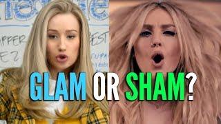 "Iggy Azalea's ""Fancy"" Stockings vs. Little Mix's ""Word Up"" Workout Gear - Glam or Sham?"