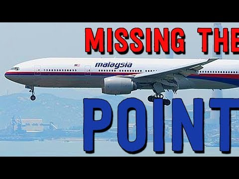 "Malaysia Airlines Flight 370 - The ""News"" Has Become ""Speculation"""