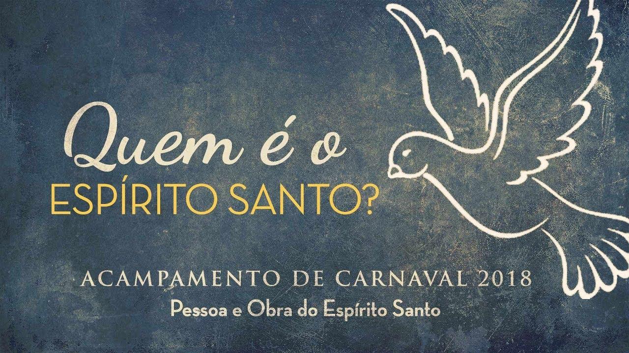 Quem é o Espírito Santo? - Paulo Junior