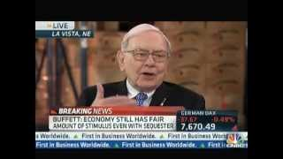 Warren Buffett's Advice to Apple Inc (AAPL) & Tim Cook