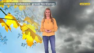 Wetter Die aktuelle Vorhersage 21.10.2018