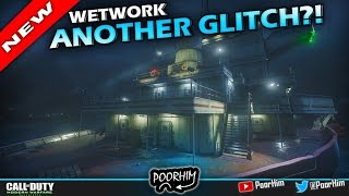 CoD4 Remastered WetWork Glitch on Top of Map!!!!