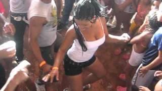 carnavales de Panama 2011 @ chame con J.angel, dj andy, dj bamby