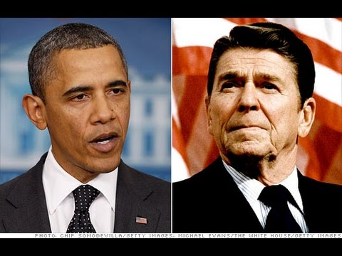 Obama Outperforms Reagan on Jobs, Growth & Investing