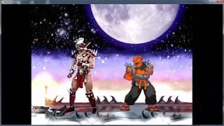 Street Fighter vs Mortal Kombat Mugen Extreme by Rodragon