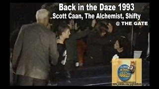 "Scott Caan, The Alchemist & Seth ""Shifty"" Binzer  Handcuffed Back in the Daze 1993"