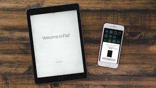 Automatic Setup in iOS 11