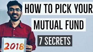 Mutual fund for Beginners India in hindi 2018 - How to Select Best Mutual funds