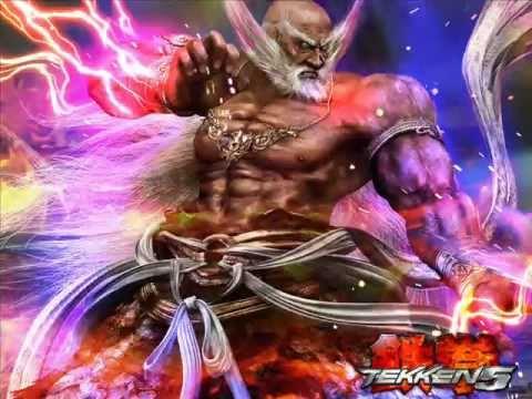 [ Tekken 5 O.s.t. ] Akitaka Tohyama - The Finalizer (jinpachi Theme) video