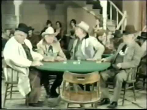 Johnny Cash, Kirk Douglas, Roy Rogers & Dale Evans--1971