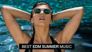 Best EDM Music June 2017 💎 Summer Charts Mix - Electro House Remixes