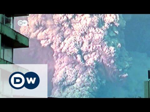 Vulkan Calbuco spuckt Asche   Journal