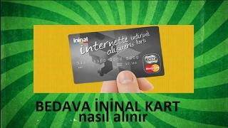 Download Lagu BEDAVA İNİNAL KART SİPARİŞ ETME (KARGO BEDAVA!!!)2018 Gratis STAFABAND
