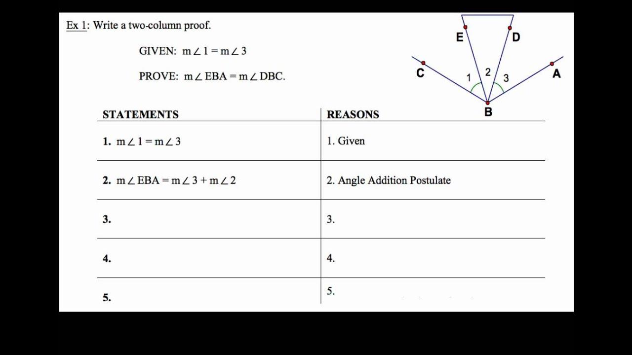 Cpctc geometry photo - 2