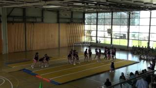 Spirit Fever Open 2012 - Junior Cheer - Teenage Stars