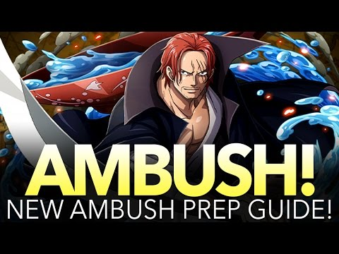 [GUIDE] HOW TO BEAT SHANKS AMBUSH! (One Piece Treasure Cruise - Global)