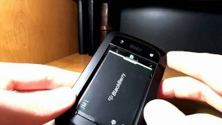 BlackBerry Bold 9930 hands-on