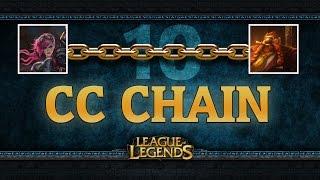 CC-CHAIN! #10 - Der Fette und die Nette