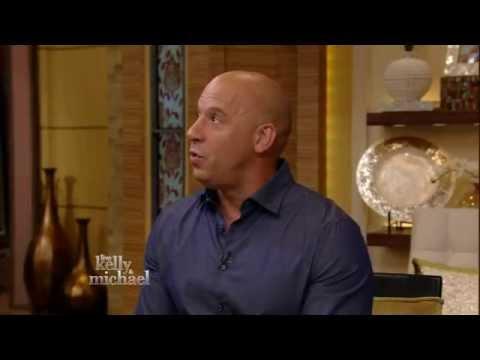 Vin Diesel Breakdancing Throwback
