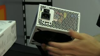 PC Power & Cooling Silence MKIII 1200W Modular Power Supply Unboxing & First Look Linus Tech Tips
