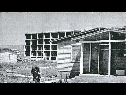 Skopje earthquake emergency housing in 1963 All pictures were obtain from the book, Skopje Resurgent by United Nations.