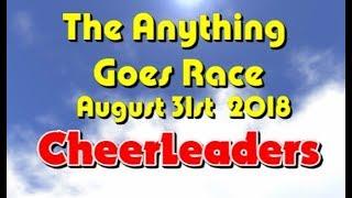 Anything Goes Race 2018  08  31 CheerLeaders