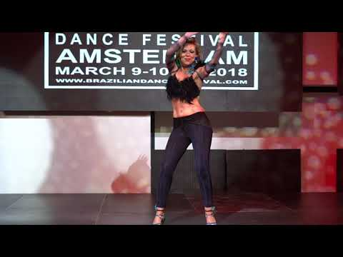 BDF2018 Laura in solo performance ~ video by Zouk Soul