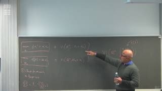 Advanced Game-Theoretic Models -- Day 3/5, Lecture 1/4