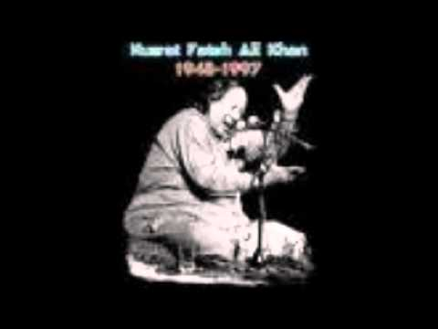 Nusrat Fateh Ali Khan - Khabrum Raseedu Im Shab - Persian Qawali - Part 1 video