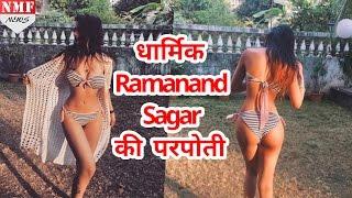 Download धार्मिक Ramanand Sagar की परपोती Sakshi Chopra का दिखा बेहद Hot अंदाज 3Gp Mp4