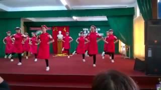 Cô Tấm Ngày Nay Shuffle Dance - 20/11 - 11 Văn Chuyên Thăng Long Đà Lạt