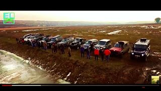 Expedition 2016 | Raid 4x4 | Off road | Jeep Nissan Toyota...