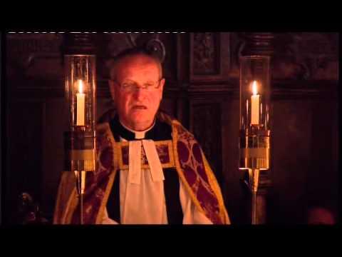 King's College Cambridge 2011 Easter The Revd Richard Lloyd Morgan Chaplain Easter Poem Ted Walker