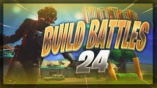 Fortnite Build Fight Compilation #24