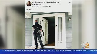 TV Writer Fired For Posting Gun Photo In West Hollywood, Threatening to 'Light Up' Looters