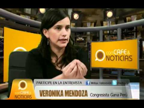 Entrevista A Veronika Mendoza 16/05/2012