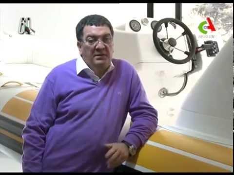 TP Marine Fabrication de semi rigides Ain Benian Alger (Algérie)