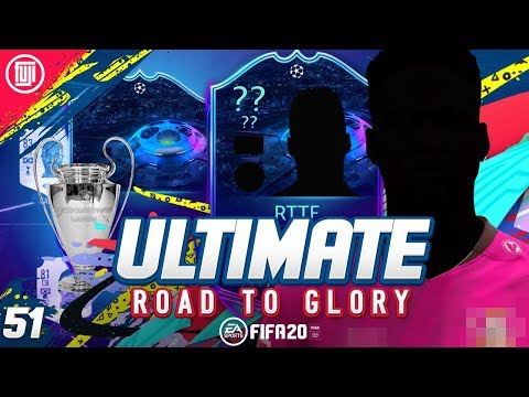 WE GOT A RTTF!!! ULTIMATE RTG #51 - FIFA 20 Ultimate Team Road to Glory