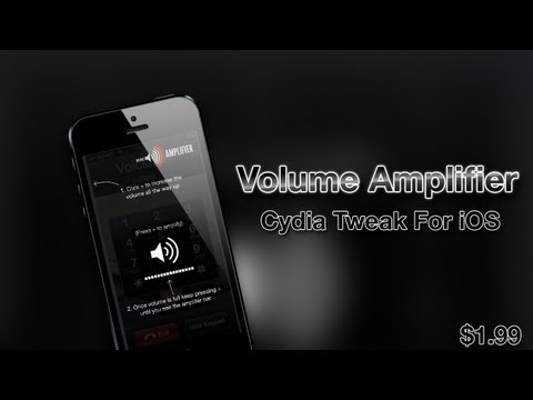Volume Amplifier Cydia Tweak: Increase The Call Volume On iOS