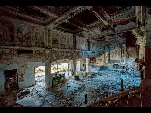 KISSED and ASSAULTED!!  Eastown Theater Urban Exploration in Abandoned Detroit by Jason Lanier
