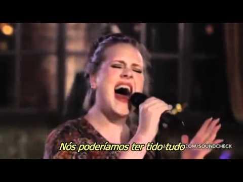 Adele - Rolling In The Deep (Tradução PT-BR)