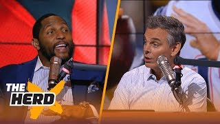 Ray Lewis tells the story of arriving at The U, talks 2017 Miami Hurricanes and more  | THE HERD