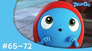 [ZellyGo] #9 세 번은 안 돼! | 물을 찾아서 | 백만 불짜리 침대 | 내기 | 키 컸으면 | 저글링 | 수학 천재 | 연예인병